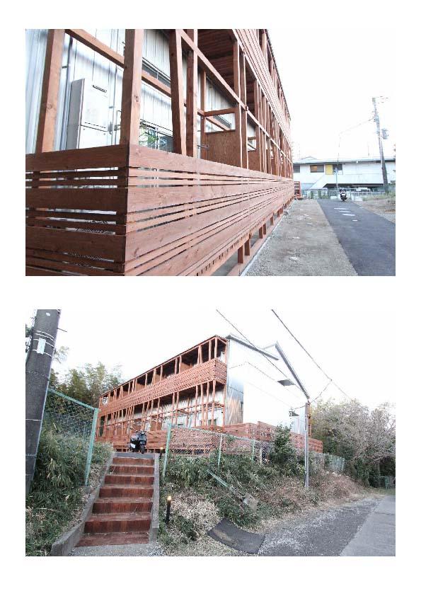 エコな家 ECONAIE C社様寮写真5