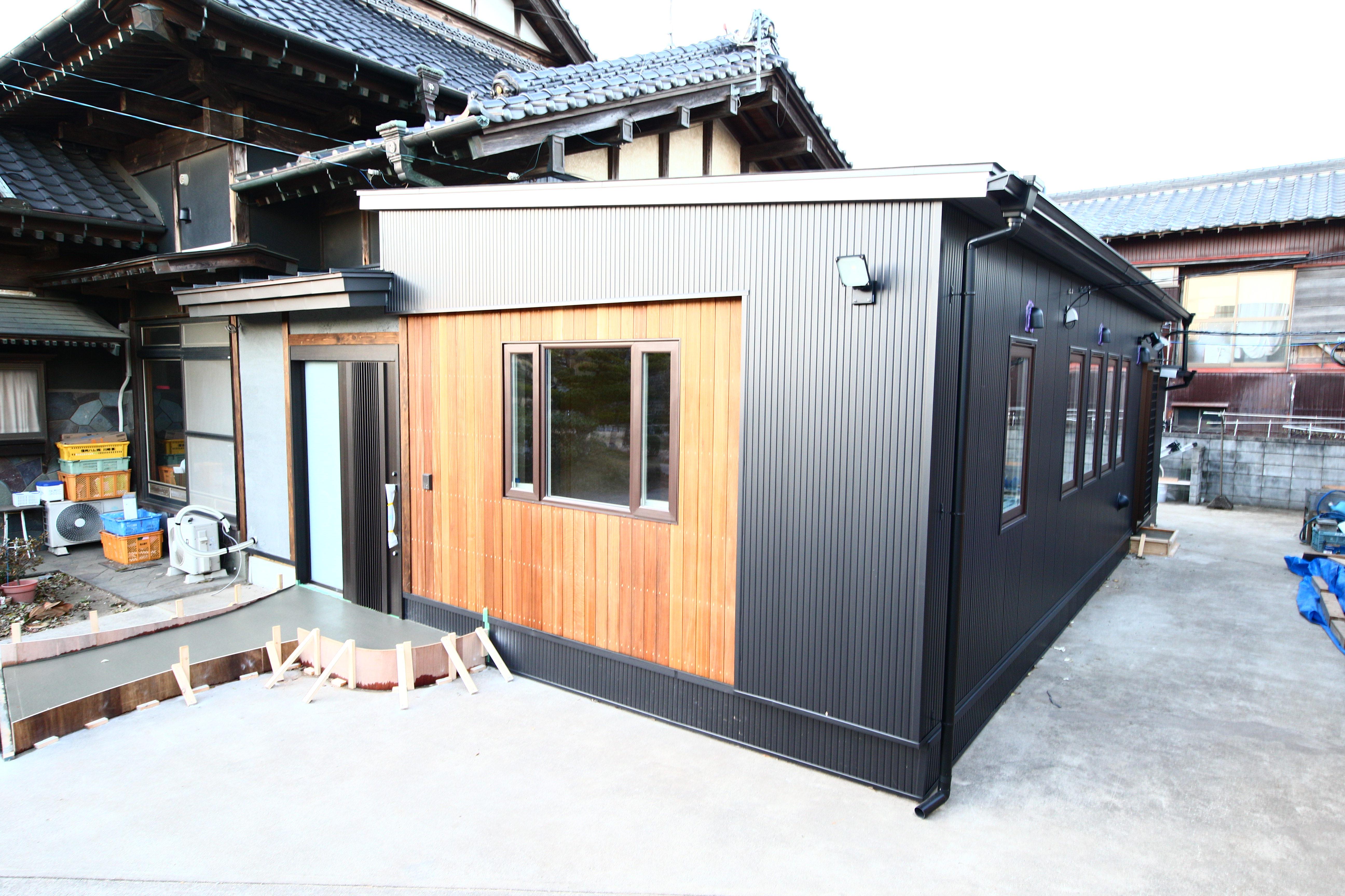惣左衛門様増築工事6